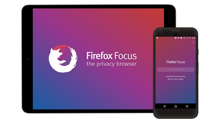 The Private Browser With Automatic Ad Blocker | Firefox Focus