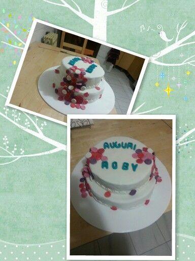 Bottom cake