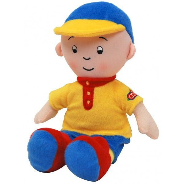 Caillou Doll   $9.99