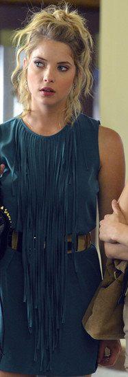 Hanna Marin Fashion on Pretty Little Liars | Ashley Benson | WornOnTV.net Mobile