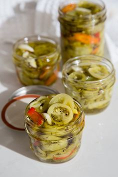 ITALY'S SECRET CONDIMENT: PICKLED GREEN TOMATOES