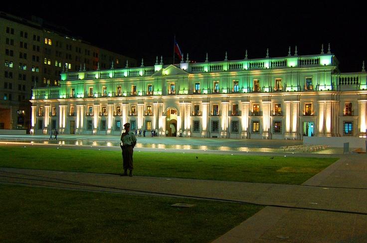 imágenes de Stgo de Chile...