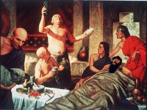 Ashipu, Baru, Asu, medici in Mesopotamia