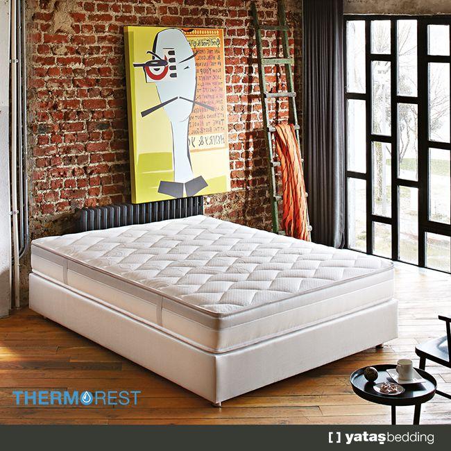 Artık uykularınız da rüyalarınız kadar #temiz. #ThermoRest #Yatak; #çıkarılabilir ve #yıkanabilir kılıfı ile istediğiniz an yatağınızı temizleme imkânı sağlar. #temizlikDetaylı bilgi:http://yatasgrup.com.tr/Product/YATAS/ThermoRest-Yeni/833/