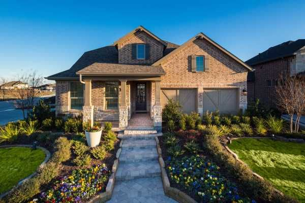 New Homes In Union Park 60ft Lots Home Builder Little