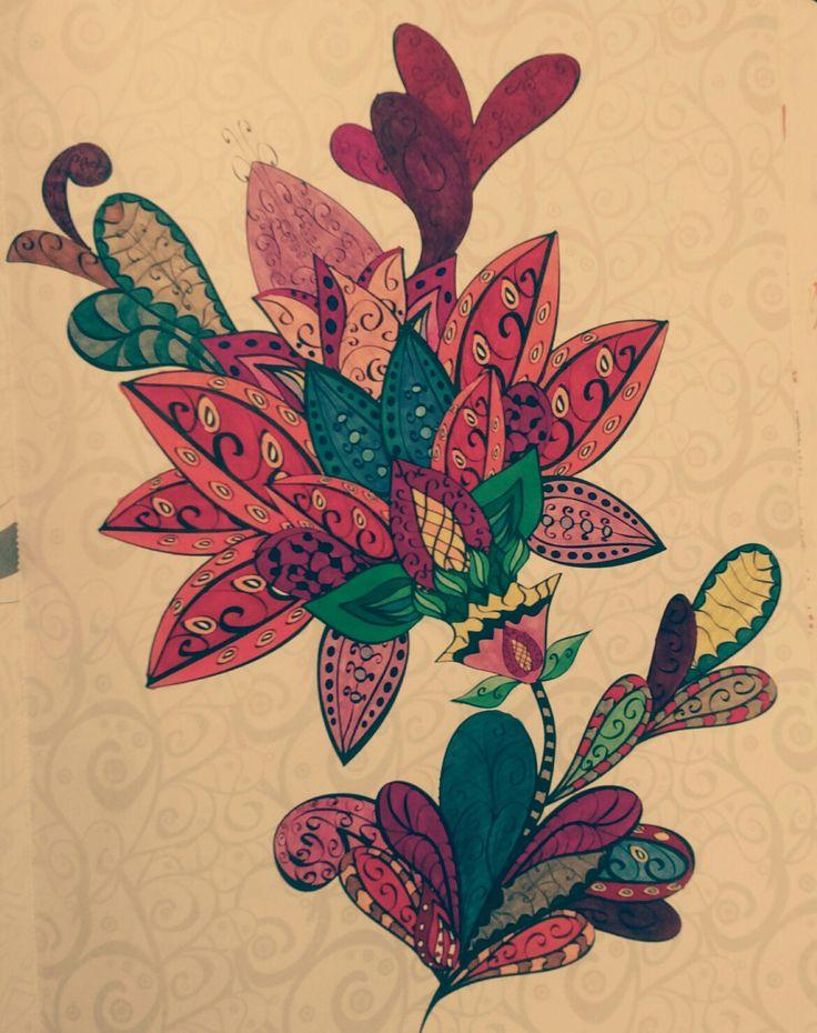 Flores | Dibujos, Flores