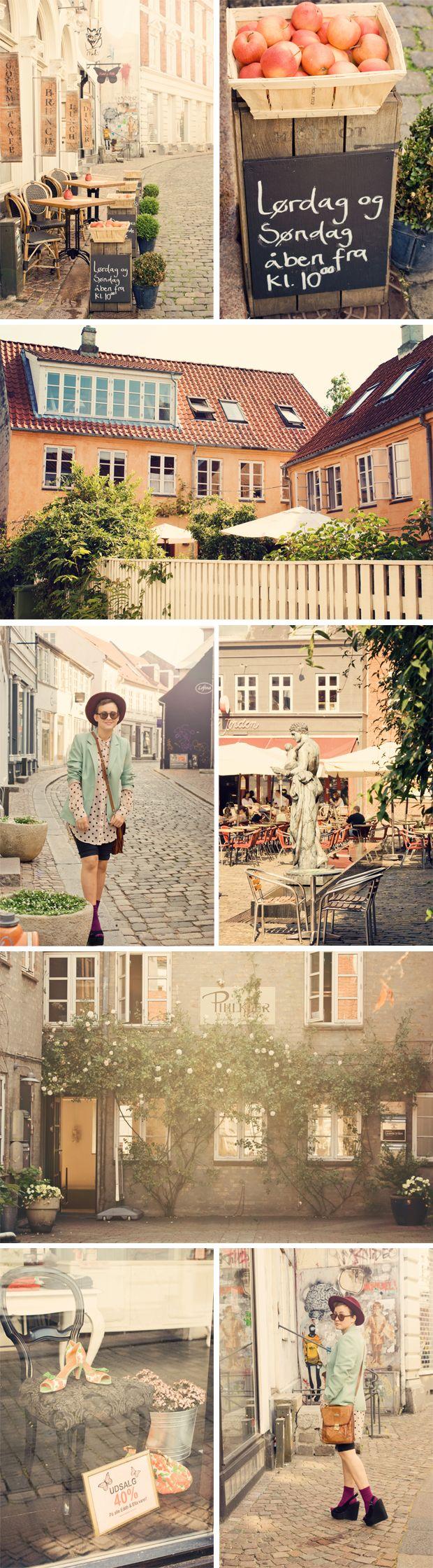 Aarhus Denmark-makes me miss DK <3