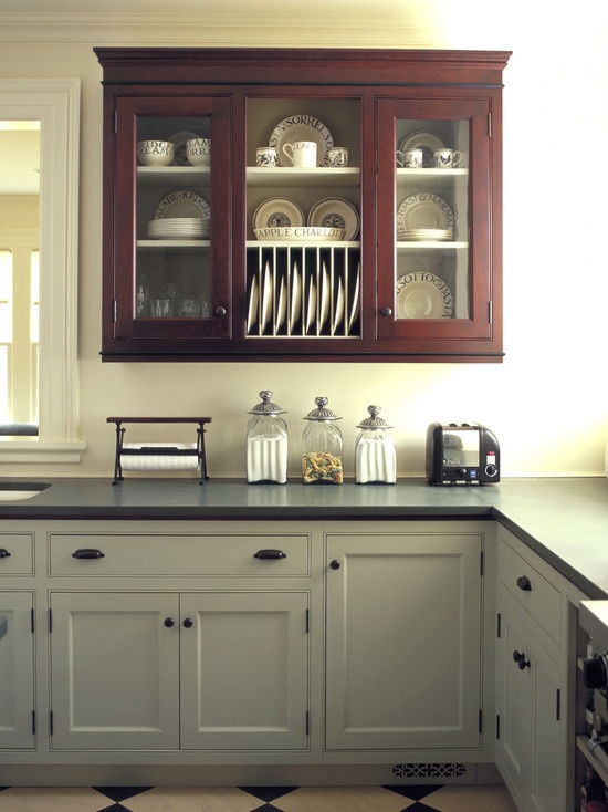 best Two-Tone Kitchens  on Pinterest  Pictures of