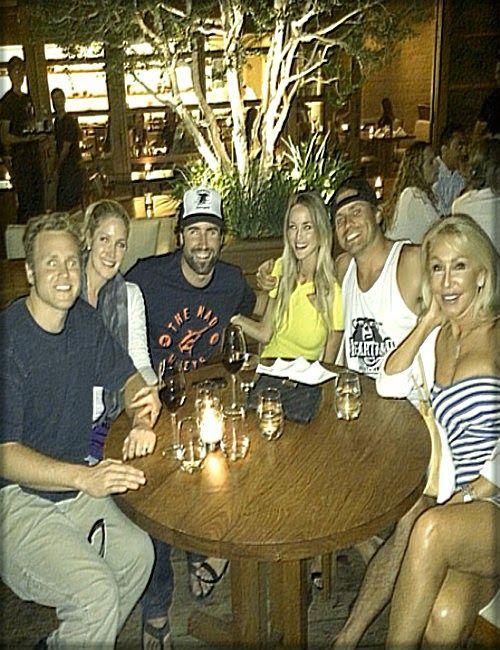 Heidi Montag, Spencer Pratt, Brody Jenner Reunite With 'The Crew' In Malibu!