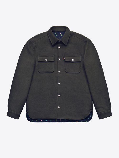 Surchemise Kenzo x H&M, 79,99 euros