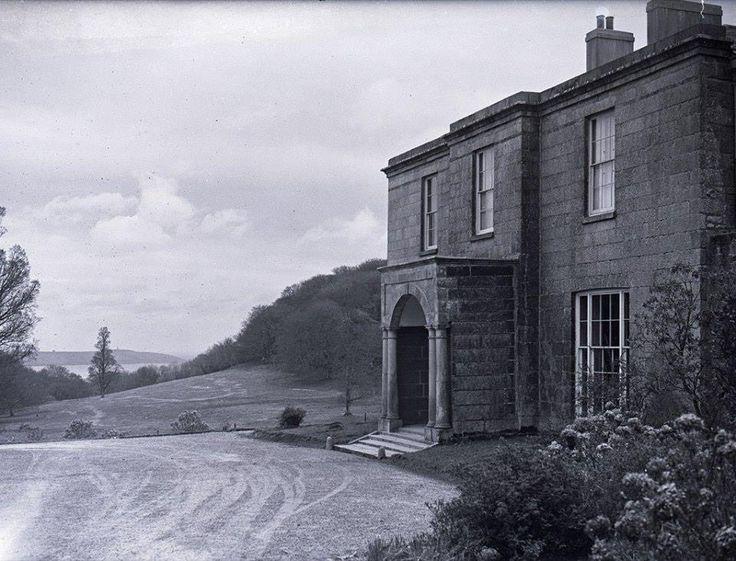 PRIDEAUX HOUSE (1919)   St Blazey, Cornwall     ✫ღ⊰n