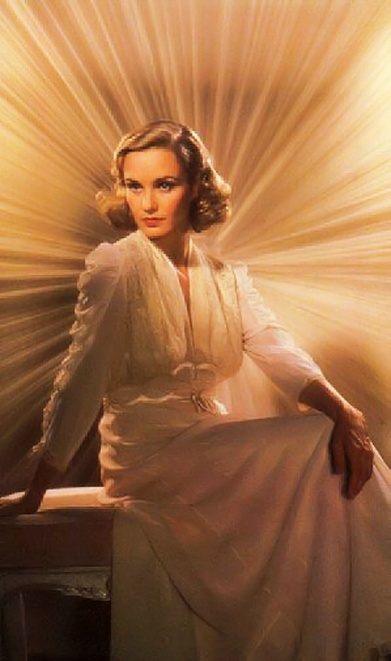Frances  - movie about actress Frances Farmer - played by Jessica Lange