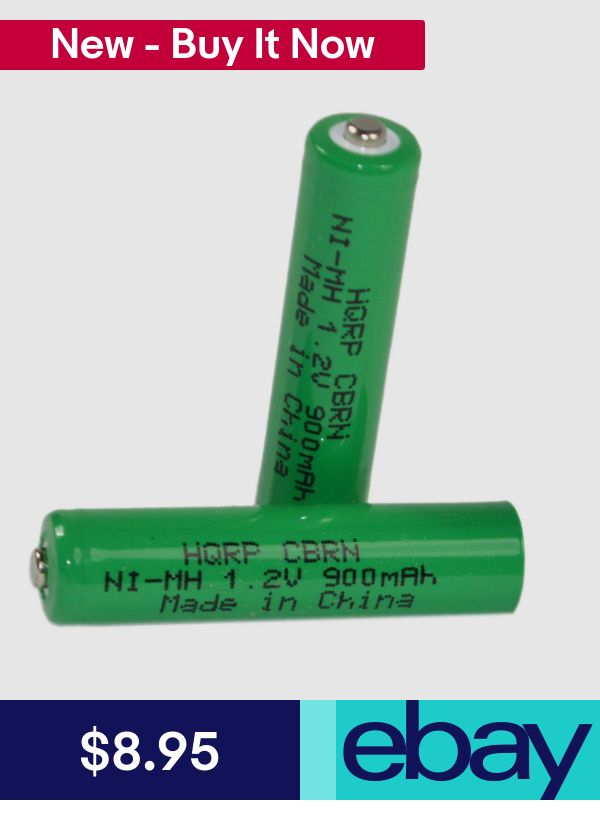 2x HQRP Battery for Sennheiser PXC 250-II HDR 170 PXC 450 PXC 350