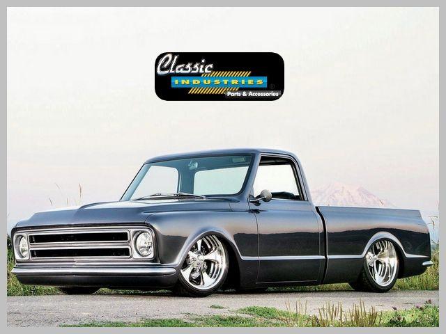 Importer un Accessoire ou Pièce Classic Industries USA Pick-up Chevrolet et GMC US Import
