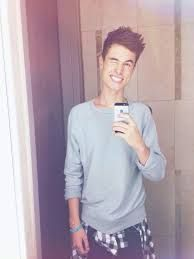 Image result for connor franta in a flower crown