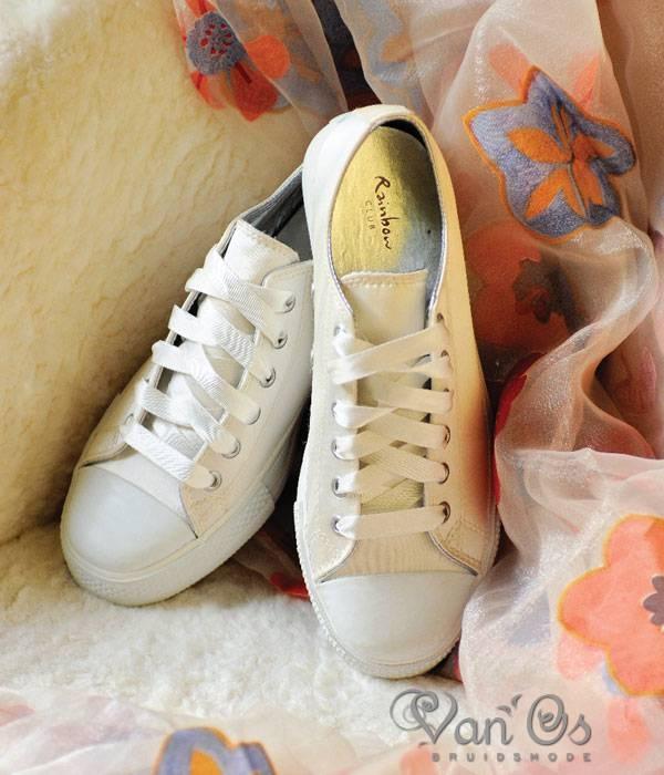 Uiterst comfortabele trouwschoenen van Elsa Shoes bij Bruidsmode Van Os.