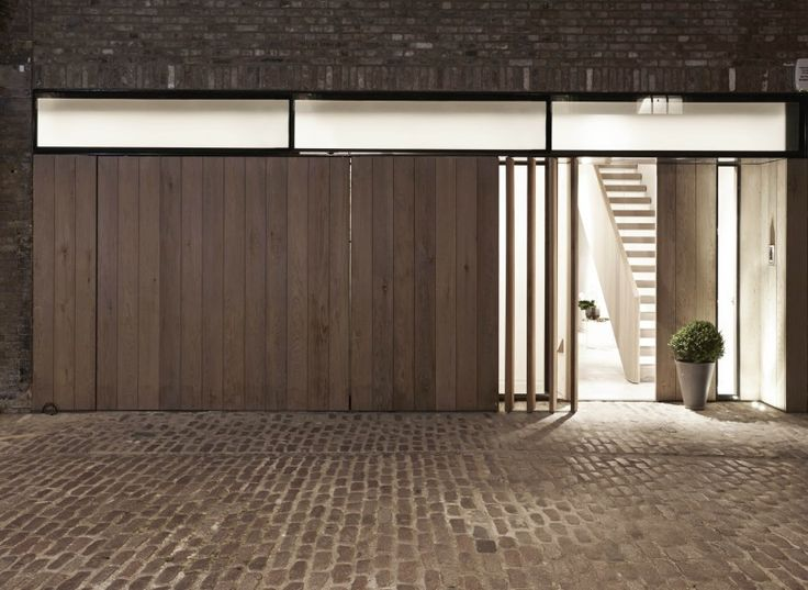 Contemporary Entrance | Cobbles | Stone Setts || D Raw | London Mewu0027s  Development