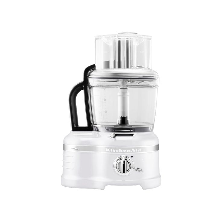 KitchenAid Artisan 4L Food Processor Frosted Pearl