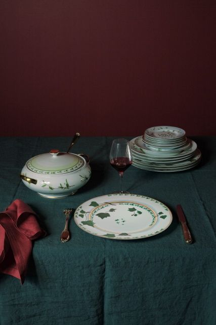 #Raynaud - Limoges #porcelain - Verdures collection