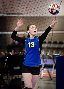 Micheal Hall Photography - Micheal Hall Photography - Volleyball Photography (2012 Action Gallery 3)