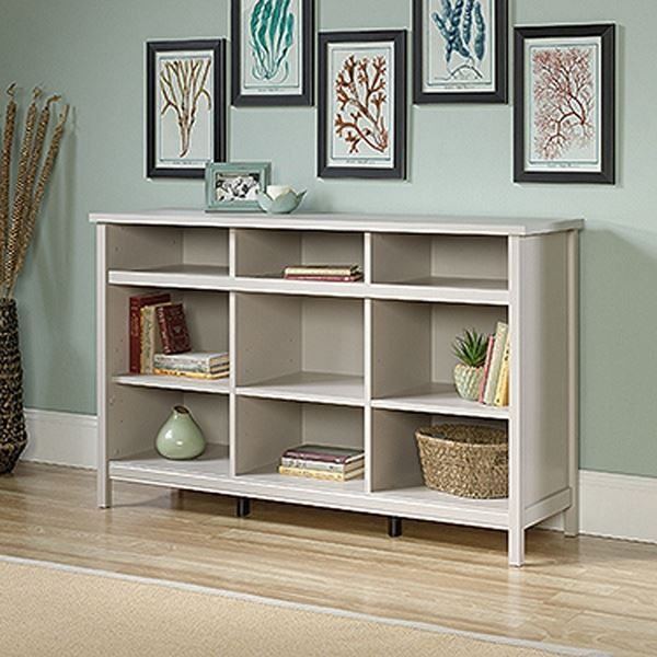 Adept Storage Credenza Cobblestone * D by Sauder Woodworking is now available at American Furniture Warehouse. Shop our great selection and save!