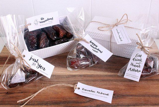 Ramadhan, Ramadan Gift Tag Printables!