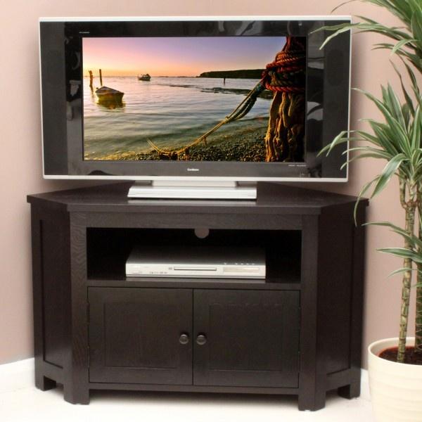 corner tv unit dark wood woodworking projects plans. Black Bedroom Furniture Sets. Home Design Ideas