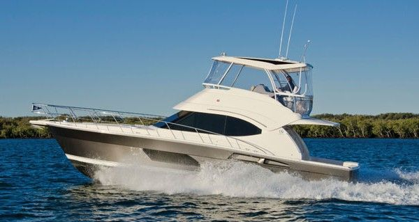 45 Open Flybridge
