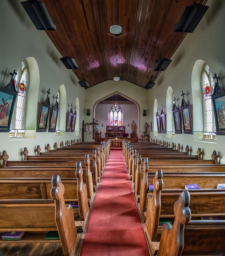 St John the Evangelist Church, Richmond, Tasmania by Zubair Aslam - Photo 107742285 - 500px