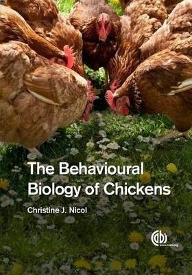 Description: Chickens are by far the world's most widely farmed animal, kept for both meat and egg production. They are at the centre of many debates regarding housing and production systems, causing significant interest in what lies behind chicken behaviour. This accessible book covers sensory biology, behavioural development, preferences and aversions, social behaviour, learning and cognition, behavioural issues in different systems and solutions for behavioural problems.