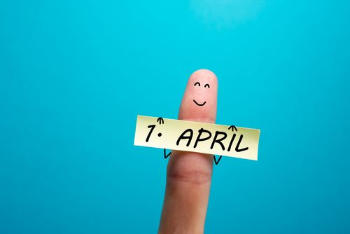April April! 5 lustige Aprilscherze, mit denen Sie Kinder in den April schicken können. Viel Spaß beim Ausprobieren!