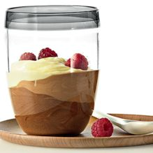 Tupperware - Triple Chocolate Instant Mousse