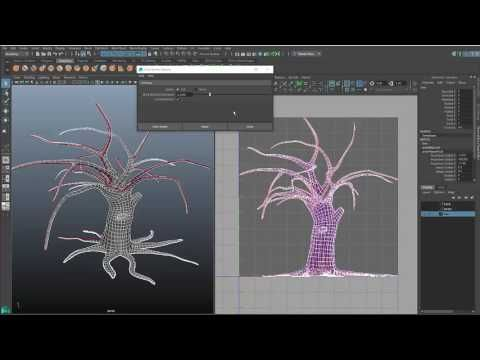 retopology in maya 2016 crack
