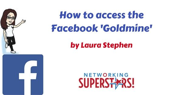 How to access the Facebook 'goldmine'