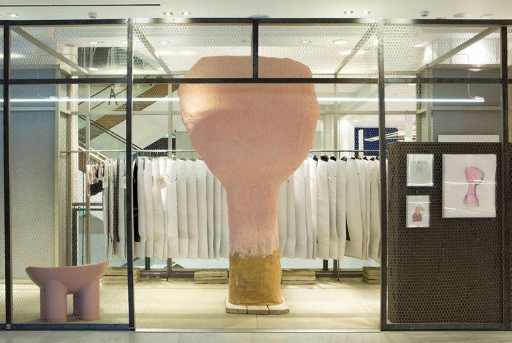 Inside Selfridges' radical, gender-neutral department store   Dazed