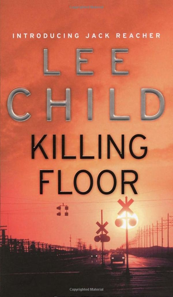 First Jack Reacher Book Must Make A Trip To Half Price
