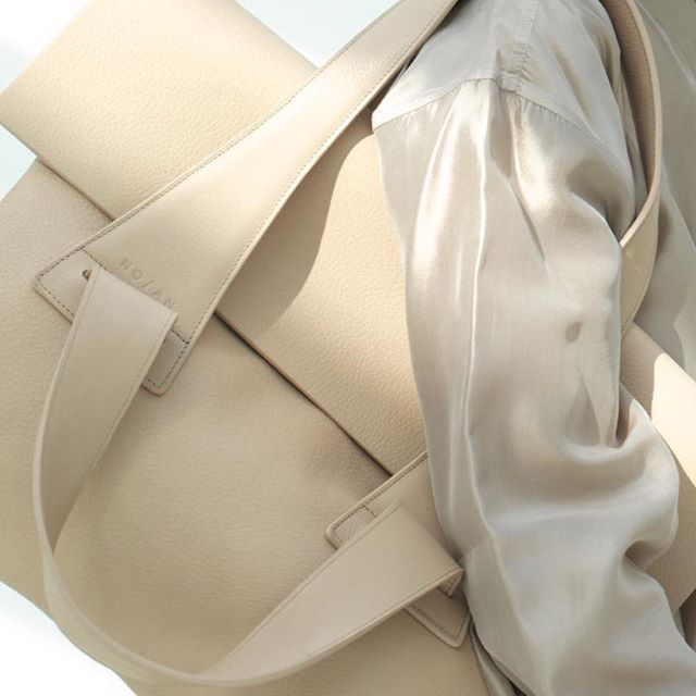 The Flap in nude #noanbags