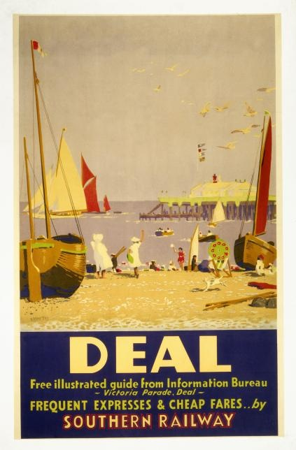 Deal by Southern Railway
