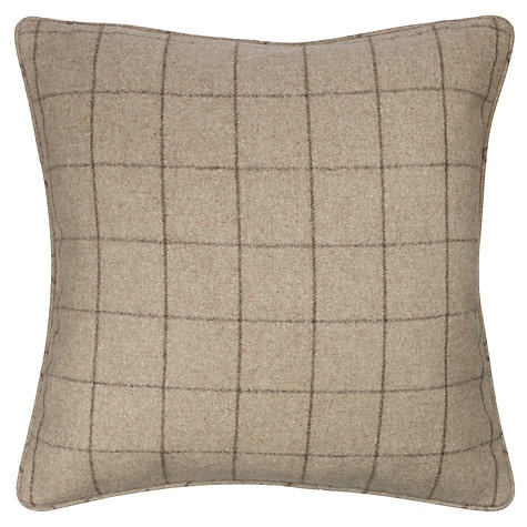 Buy Moon Flannel Check Cushions Online at johnlewis.com