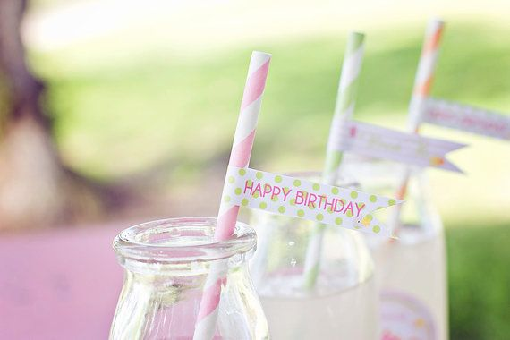 Hey, I found this really awesome Etsy listing at https://www.etsy.com/listing/97297570/diy-printable-straw-flags-garden-tea