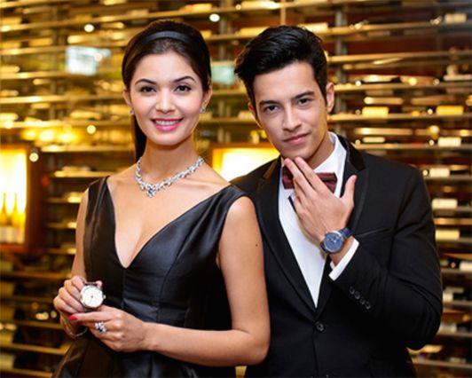 Zeitwinkel watches @Khronos Unique Boutique, Starhill Gallery, Kuala Lumpur  #zeitwinkel #273° #watches #dresswatch #bluedialwatches #wornw