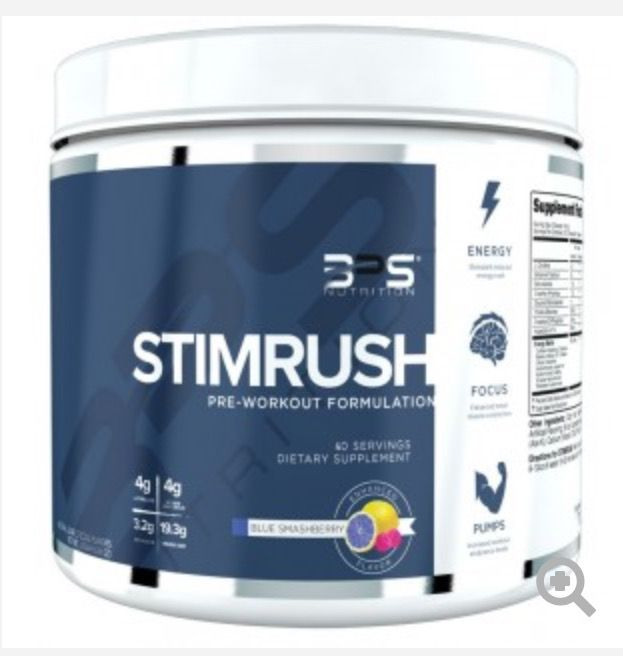 BPS Nutrition Stimrush - $39.99