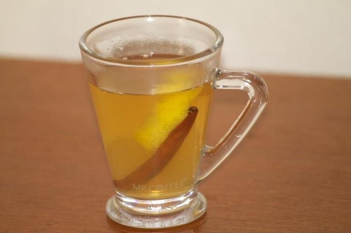 Honey Bourbon Hot Toddy. Recipe from Bon appetit. So good! I used the ...
