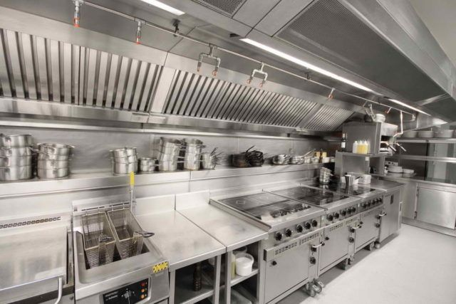 Kitchen Exhaust Hood Cleaning Certification Kitchen Exhaust Hood Cleaning Certification Large Kitchen Furniture Dapur Modern Restoran Dapur