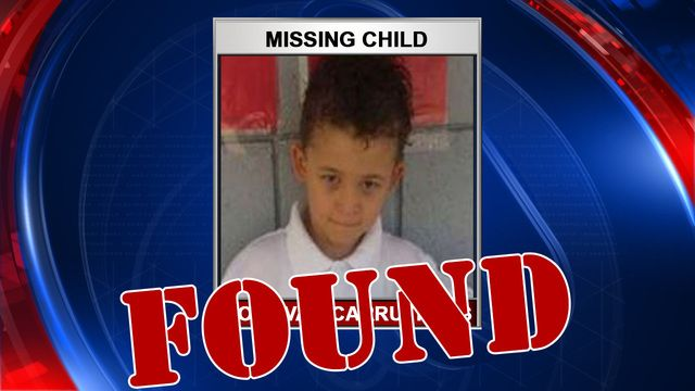 A Florida missing child alert has been issued for a seven year old boy who was last seen in Davenport.