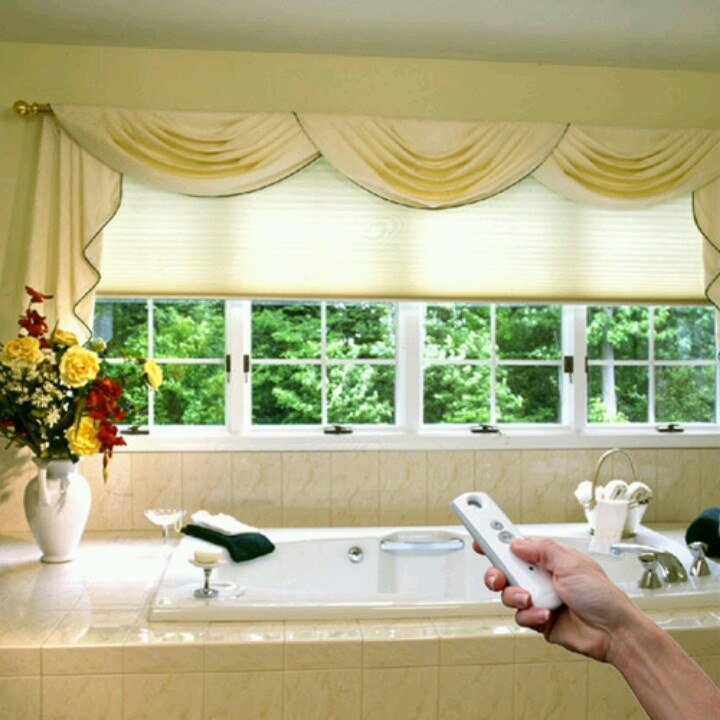 27 best images about blinds with motorization on pinterest for Motorized solar shades reviews