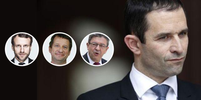 Le programme de l'écologiste Yannick Jadot est le plus proche de celui de Benoît Hamon, le vainqueur de la primaire à gauche.