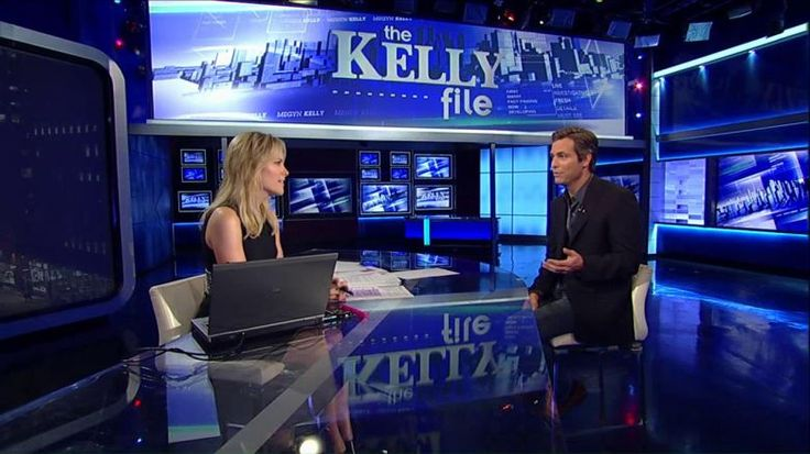 Is Douglas Brunt's Character in 'The Means' Based on Wife Megyn Kelly?... SEP 16 2014
