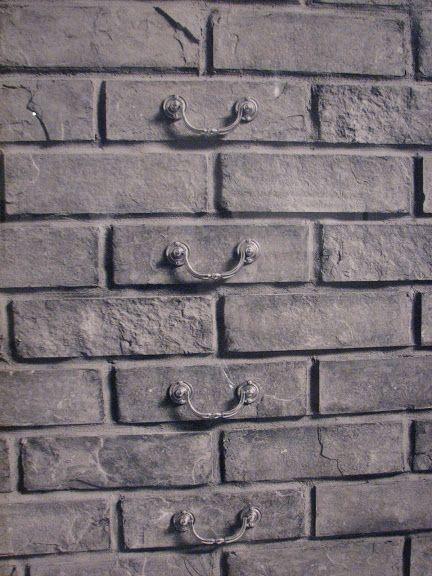 Muro archivador - Chema Madoz