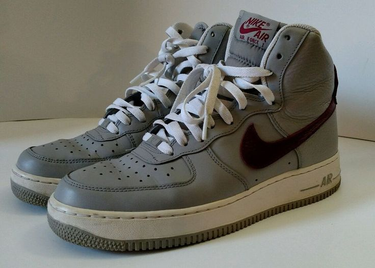 Nike Air Force 1 Formateurs Milieu Bordeciel
